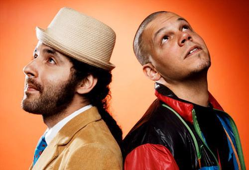 Calle 13 em Sampa (Nov/12)