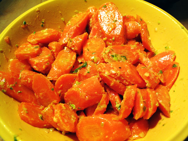 Cooked carrots recipes easy