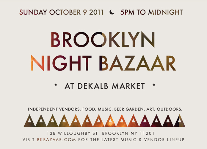 Brooklyn night bazaar updownacross for Dekalb tattoo company